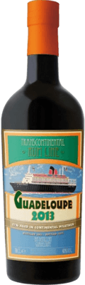 Transcontinental Rum Line 2013 Guadeloupe rum
