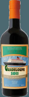 Medium transcontinental rum line guadeloupe 2013