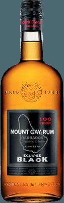 Medium mount gay eclipse black rum