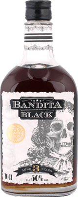 Medium el comandante bandita black 3 year