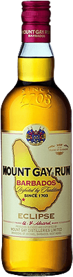 Medium mount gay eclipse rum