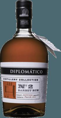 Medium diplomatico distillery collection no2 barbet