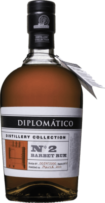 Medium diplomatico distillery collection no2 barbet
