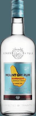 Medium mount gay eclipse silver rum