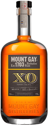 Mount gay extra old rum a 400px