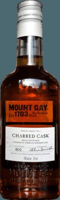 Medium mount gay origin series vol i charred cask