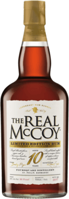 The Real McCoy 10-Year rum