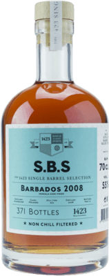 Medium s b s 2008 barbados marsala cask finish
