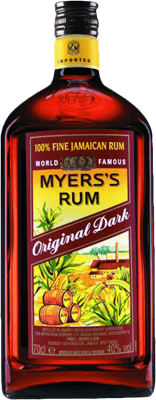 Medium myerss original dark rum
