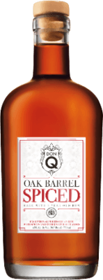 Medium don q oak barrel spiced