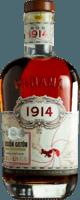Small ron panama 1914 edicion gatun