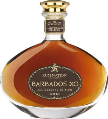 Medium rum nation barbados xo anniversary edition