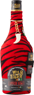 Medium wild tiger india spiced