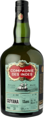 Medium compagnie des indes guyana 13 year