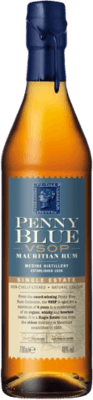 Medium penny blue vsop