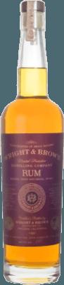 Medium wright brown barrel aged