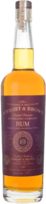 Medium wright brown barrel aged
