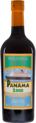 Medium transcontinental rum line 2010 panama