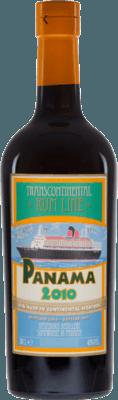 Medium transcontinental rum line 2010 panama
