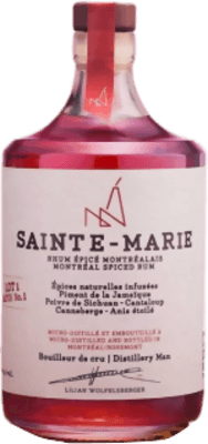 Medium sainte marie spiced
