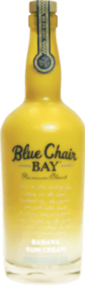 Medium blue chair bay banana cream