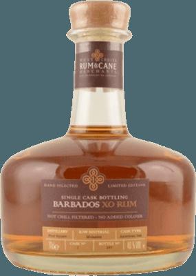 Medium rum cane barbados xo