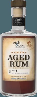 Medium eight oaks craft distillery barrel aged