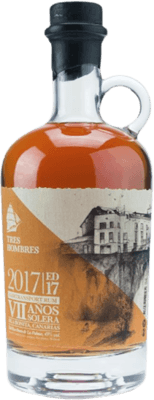 Medium tres hombres 2017 edition 17 la palma duro 7 year