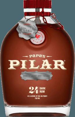 Medium papas pilar spanish sherry cask finished 24 year