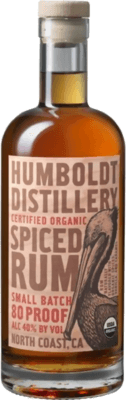 Humboldt Distillery Spiced rum