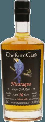Medium the rum cask 1999 nicaragua 16 year