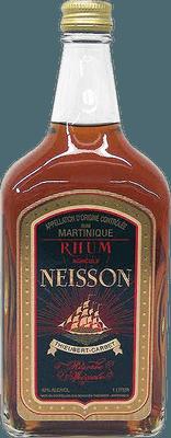 Medium neisson rhum r serve speciale rum