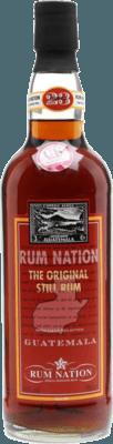 Medium rum nation guatemala 23 year