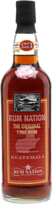 Medium rum nation guatemala 23 year