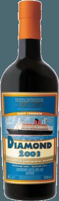 Medium transcontinental rum line diamond 2003