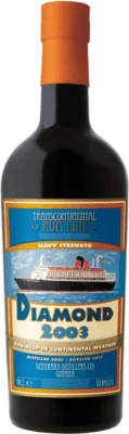 Medium transcontinental rum line diamond 2003