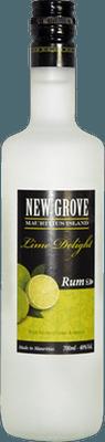 Medium new grove lime delight rum