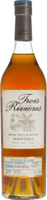 Medium trois rivieres single cask 2006 rhum