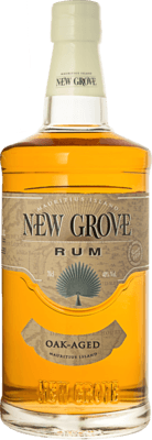 Medium new grove oak aged
