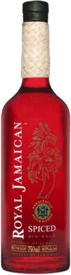 Medium royal jamaican spiced