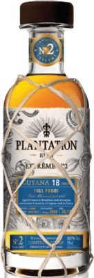 Medium plantation extreme guyana 18 year