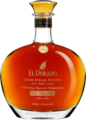Medium el dorado grand special reserve 50th anniversary