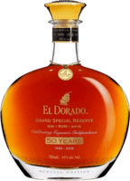 Small el dorado grand special reserve 50th anniversary
