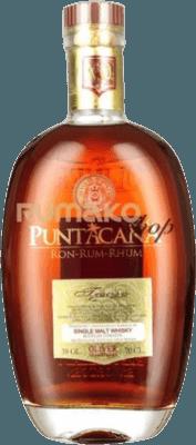 Medium punta cana tesoro single malt whisky finish