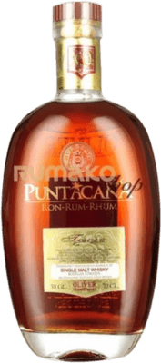 Punta Cana Tesoro Single Malt Whisky Finish rum