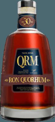 Medium quorhum sherry finish 30 year