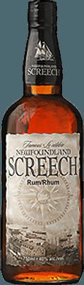 Medium newfoundland screech rum