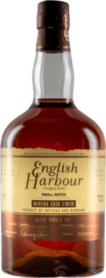 Medium english harbour small batch madeira cask finish