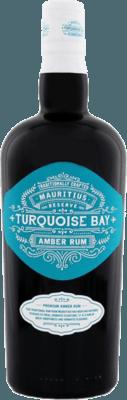 Medium turquoise bay amber