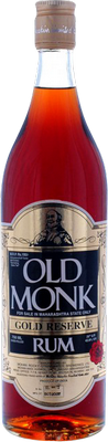 Old monk gold reserve rum